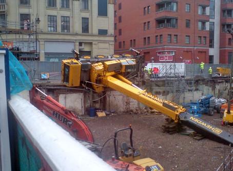 Common Causes Of Crane Accidents
