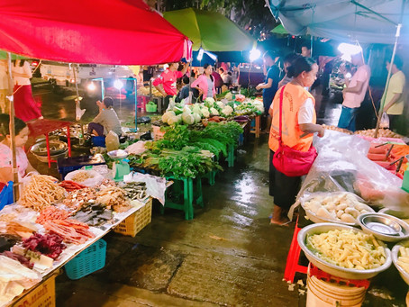Let's go to Local Market around 38th Street!