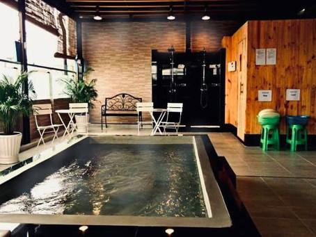 大浴場の貸切風呂、いよいよ開始です♨✨!!