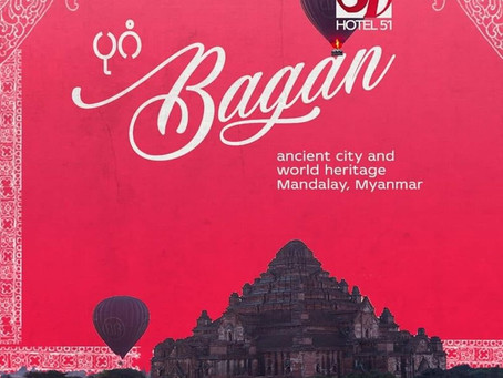 Bagan on UNESCO's World Heritage List✨✨!!!!!!!!