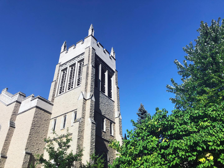 Yorkminster Park Baptist Church