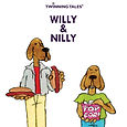 TWINNING TALES WILLY & NILLY FRONT COVER