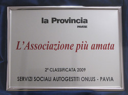 2a classificata 2009