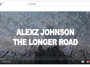 Jay masters Alexz Johnson newest album