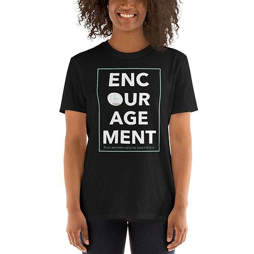 ENCOURAGEMENT Short-Sleeve Unisex T-Shirt