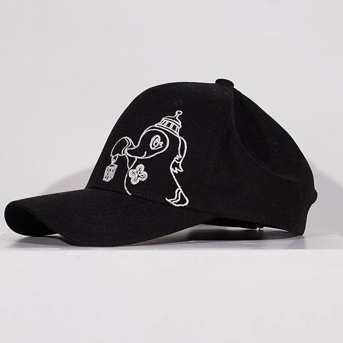 麥麥帽子 (黑)