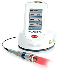 K-Laser device