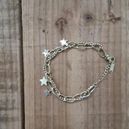 Armband Sternanhänger