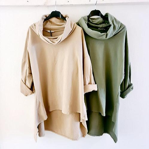 Oversized Sweater versch. Farben
