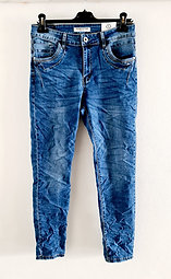Karostar Jeans ( oversize ) mittelblau