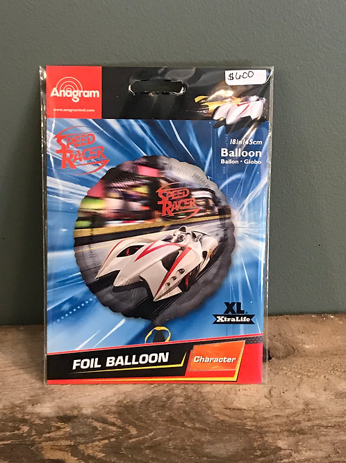 Speed Racer Balloon