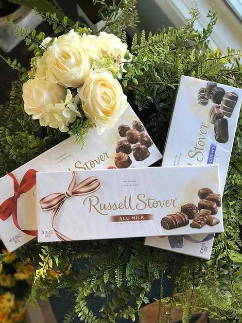 Russell Stovers Chocolate