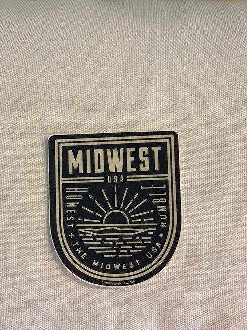 Midwest Sticker