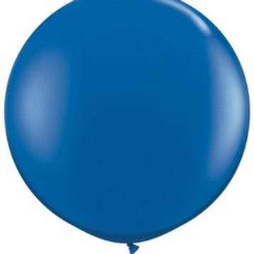 3 Ft Colored Balloons