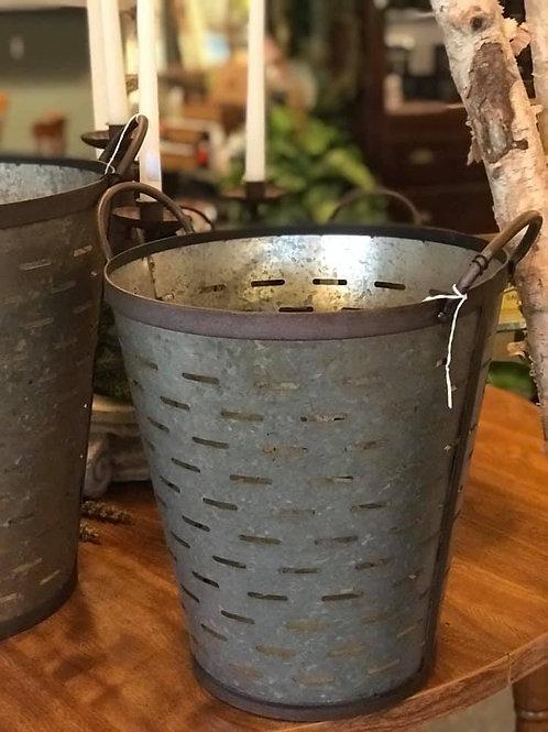 Medium Olive Bucket