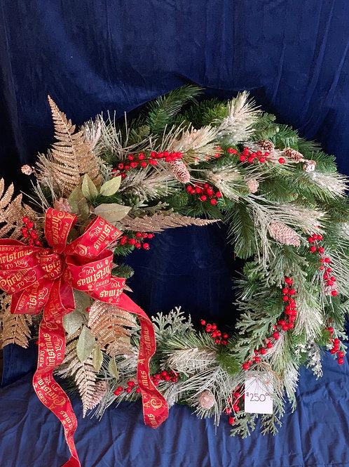 """30"""" Christmas Wreath"""