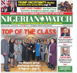 Nigerian Watch issue 87 -Coverage HOC 1