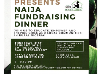 Project Girl Foundation: helping to close the literacy gender gap in rural Nigeria