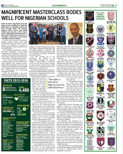 Nigerian Watch issue 87 -Coverage HOC 2
