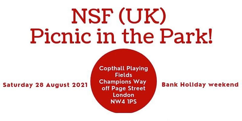 NSF (UK) Picnic In The Park 2021