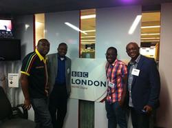 NSSFF BBC Radio 94.9 (4-08-13)