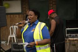 MC -Jumoke Olasope (NSSFF & ROGA UK)