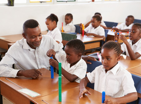 Striving for excellence in Nigerian schools!