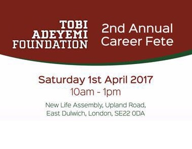 TAF career fete