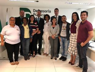 Defensoria e Projeto FAMA são pioneiros na inclusão de jovens com autismo na equipe de estagiários d