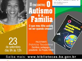 II Encontro o Autismo e a Família