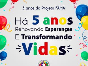 Projeto FAMA e Defensoria Pública são finalistas do Prêmio Innovare 2019