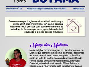 Por dentro do FAMA - Edição de Março2021