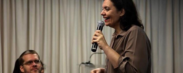 Dayse Serra estará no II Simpósio do Projeto FAMA