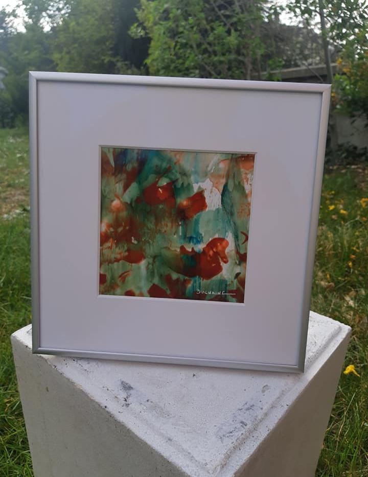peinture contemporaine Sophie Duchaine.j