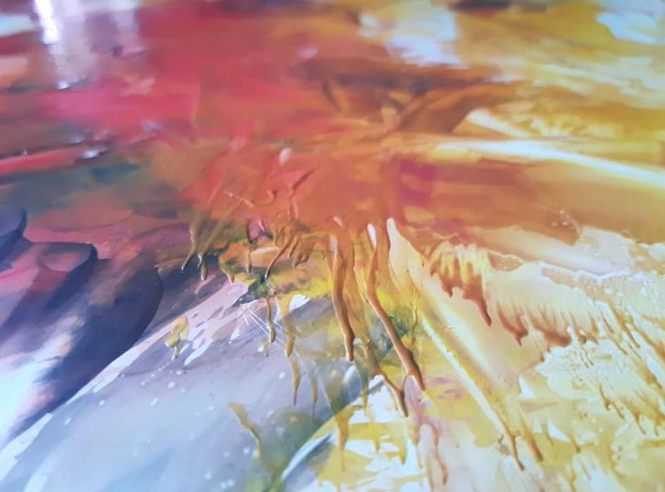 peinture contemporaine Sophie Duchaine