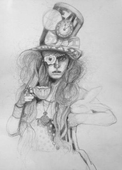 """Le lapin d'Alice"""
