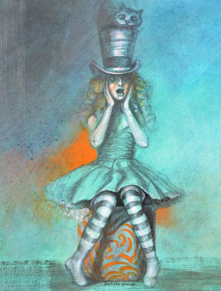 """""""Alice..."""""""