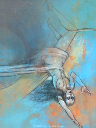 """Peinture """"l'Origine du Monde"""""""