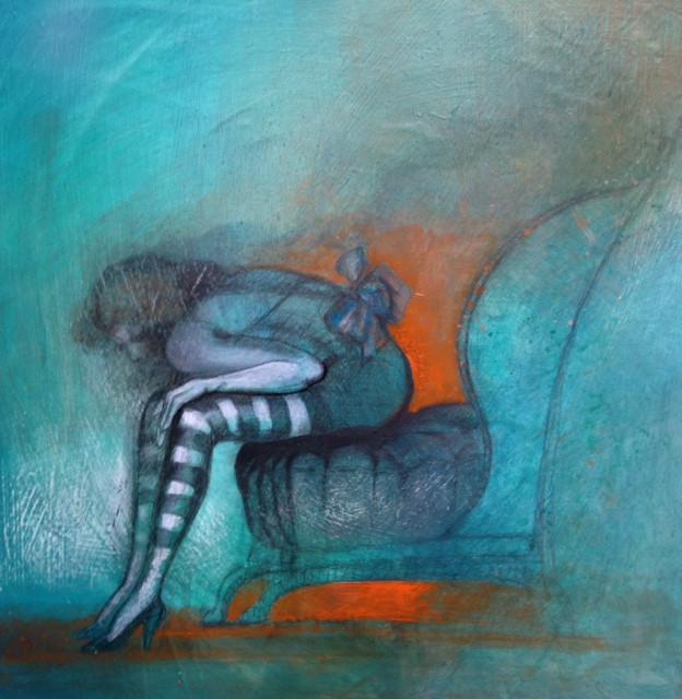 """Alice le soir...."""