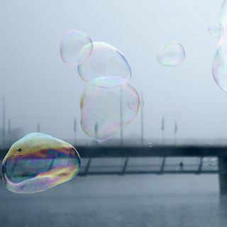 Fotografie Natur Seifenblasen