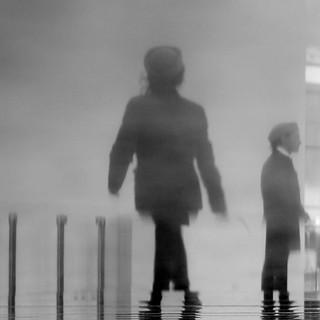 Fotografie abstrakt Menschen