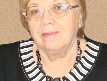 Тамара Николаевна Волкова (1940–2020)