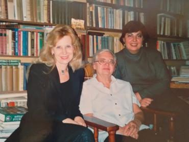Дорогие коллеги! 3 февраля 2021 года исполняется 90 лет со дня рождения Терезы Георгиевны Браже