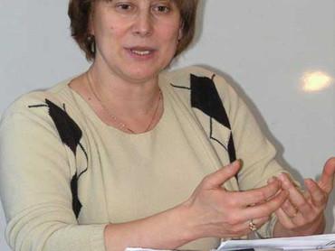 Поздравляем с днём рождения Елену Константиновну Маранцман!