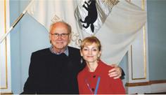 80 лет нашему замечательному коллеге из Швеции, профессору Орьяну Туреллю.