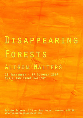 Alison Walters - Disappearing Forests