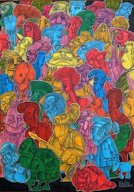 Marcin Kulabko -  Crowds