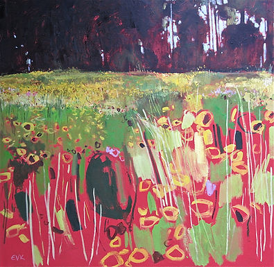 Elaine Kazimierczuk - Recent Paintings