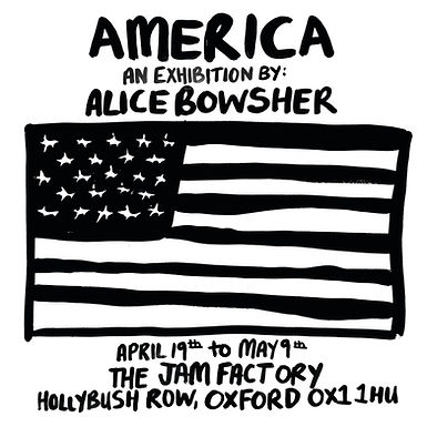 Alice Bowsher - America