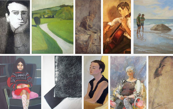 10 Women Artists Who Studied at The Slade Between 1958 - 1962 -  From The Slade Through Time